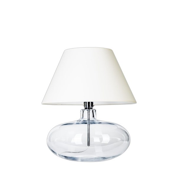 Arehn  Large Glass Table Lamp